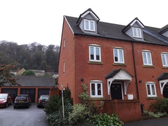 3 bed end terrace house for sale in Harrolds Close, Dursley, Gloucestershire