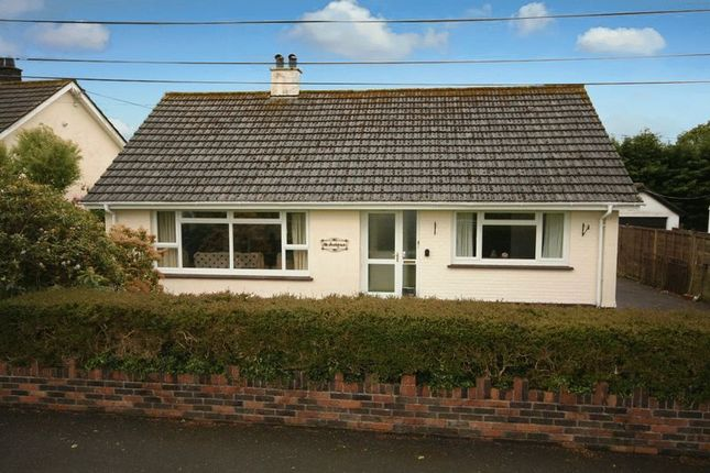 Thumbnail Bungalow for sale in Crease Lane, Tavistock
