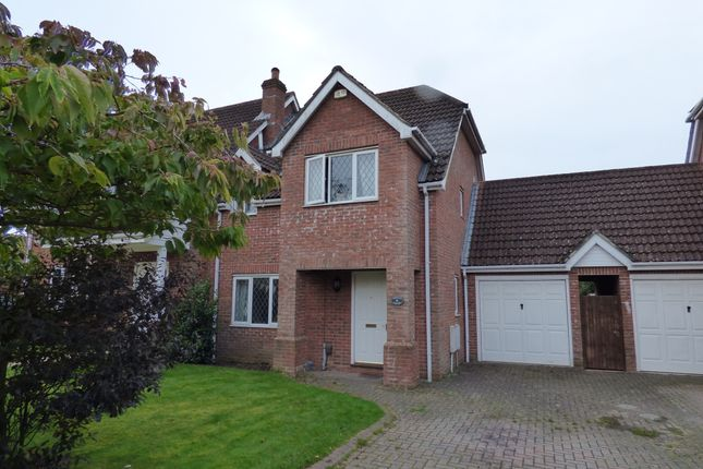 Thumbnail Semi-detached house to rent in Marden Way, Petersfield