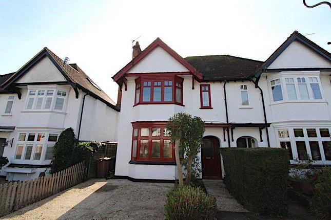 Semi-detached house for sale in Wallis Road, Basingstoke