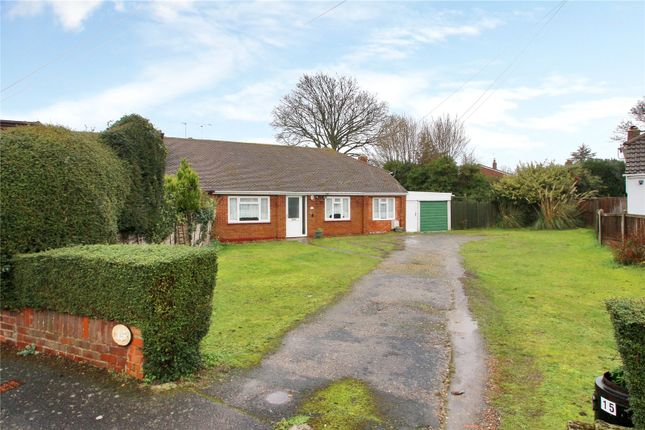 3 bed bungalow for sale in Green Way, Hartley, Longfield, Kent DA3