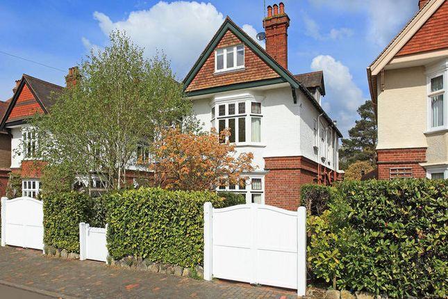 Thumbnail Detached house for sale in Blatchington Road, Tunbridge Wells