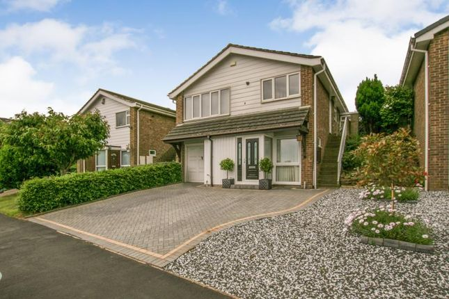 Thumbnail Detached house for sale in Gosforth Drive, Dronfield, Derbyshire