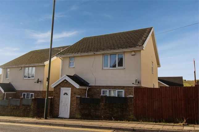 Thumbnail Detached house for sale in Upper High Street, Rhymney, Tredegar, Caerphilly