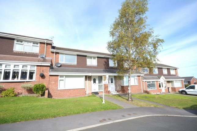 Thumbnail Terraced house to rent in Henley Avenue, Pelton Fell, Chester Le Street