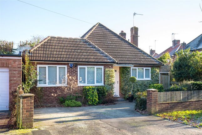 Thumbnail Bungalow for sale in Ashley Walk, Mill Hill, London