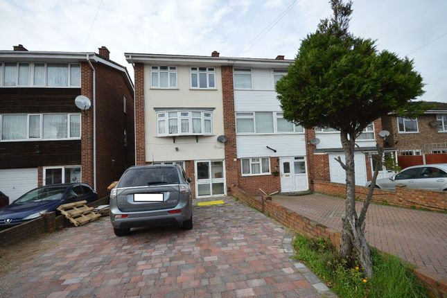 Thumbnail Semi-detached house for sale in Liphook Close, Hornchurch