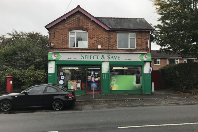 Thumbnail Retail premises for sale in Thriving Licensed Convenience Store In Bromsgrove B61, Worcestershire