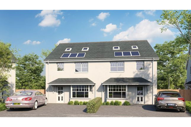 Thumbnail Semi-detached house for sale in Plot 15 Carpenters Fields Templeton, Narberth