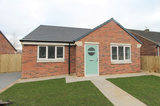 Thumbnail Detached bungalow for sale in Plot 2, Norfolk Court, Great Houghton, Barnsley