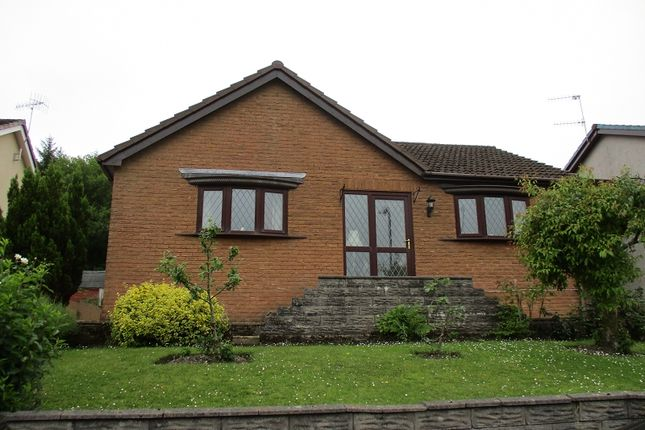 Thumbnail Detached bungalow for sale in Bryn Varteg, Bryn, Port Talbot, Neath Port Talbot.