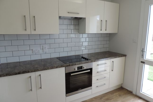 Thumbnail End terrace house to rent in The Green, Chesterton, Bicester