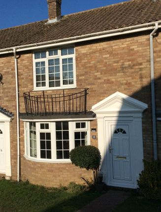 Thumbnail Terraced house to rent in Jeffreys Way, Uckfield, Uckfield
