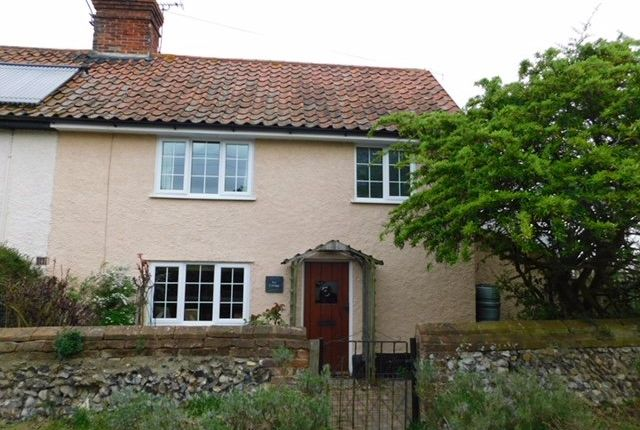 Thumbnail Cottage for sale in Sandford Road, Old Newton, Stowmarket