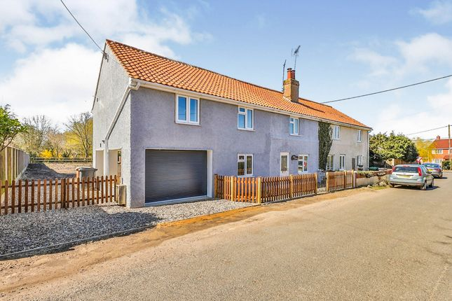 Thumbnail Cottage for sale in Reymerston Road, Garvestone, Norwich