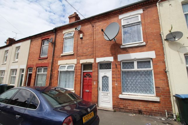 Thumbnail Terraced house for sale in Coronation Road, Coventry