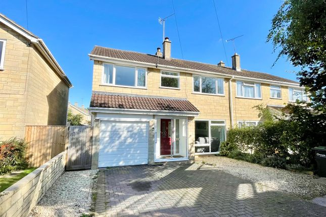 4 bed semi-detached house for sale in Carnarvon Close, Chippenham SN14