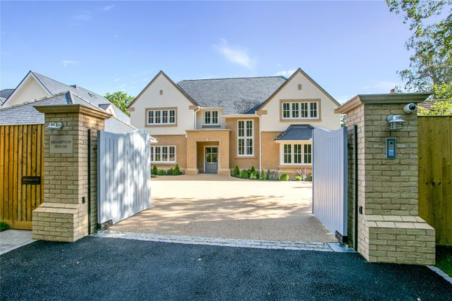 Thumbnail Detached house for sale in Gorelands Lane, Chalfont St Giles, Buckinghamshire