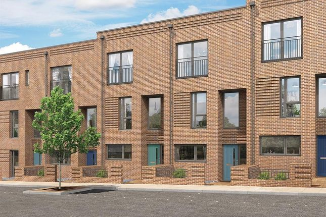 Thumbnail Mews house for sale in St Georges Gate - The Marsden, Hebdon Road, London