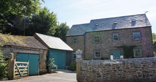 Thumbnail Detached house for sale in Veryan, Truro