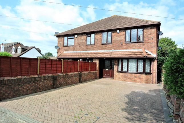 Thumbnail Semi-detached house for sale in Junction Road, Ashford