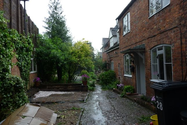 Thumbnail Cottage to rent in The Homend, Ledbury