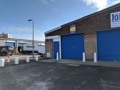 Light industrial to let in Unit 17, Courtney Street Ufe, Courtney Street, Kingston Upon Hull