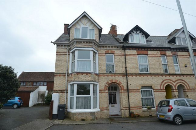 Thumbnail End terrace house for sale in Newport, Barnstaple, Devon