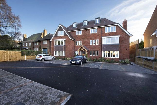Thumbnail Flat for sale in Digby Road, Sutton Coldfield