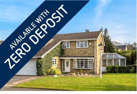 Thumbnail Detached house to rent in Pool Bank Close, Pool In Wharfedale, Otley, West Yorkshire