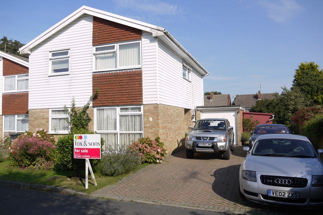 Thumbnail Detached house for sale in Park Close, Burgess Hill