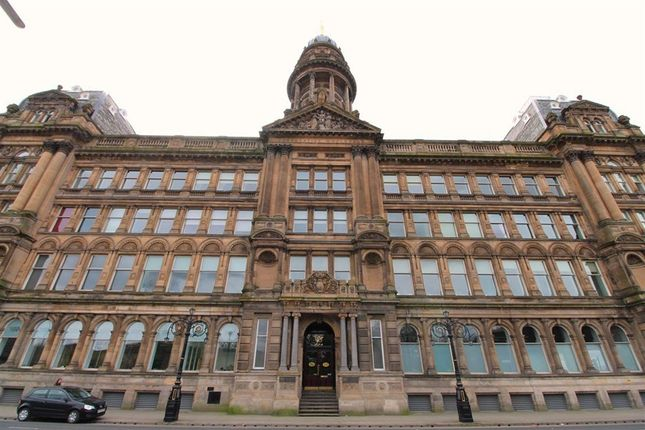 Thumbnail Flat to rent in Morrison Street, Glasgow