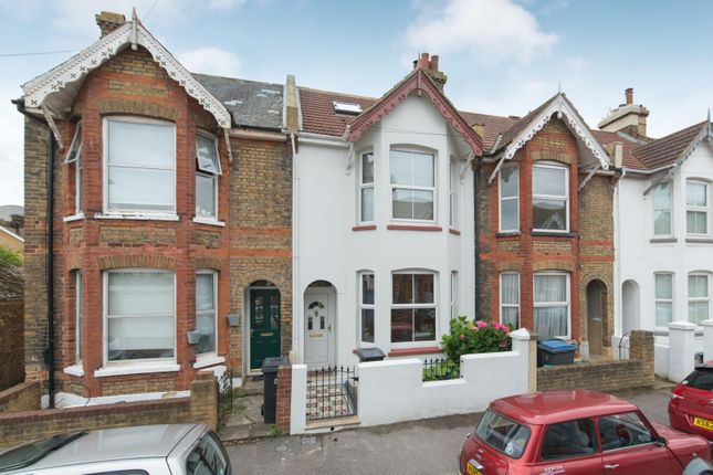 Thumbnail Terraced house for sale in Ravenscourt Road, Deal