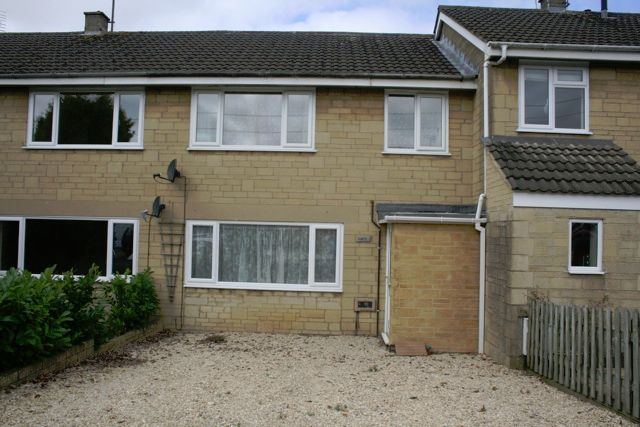 Thumbnail Terraced house to rent in North Home Road, Cirencester