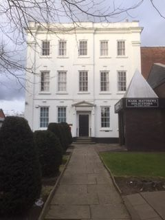 Thumbnail Office for sale in Church Street, Tamworth