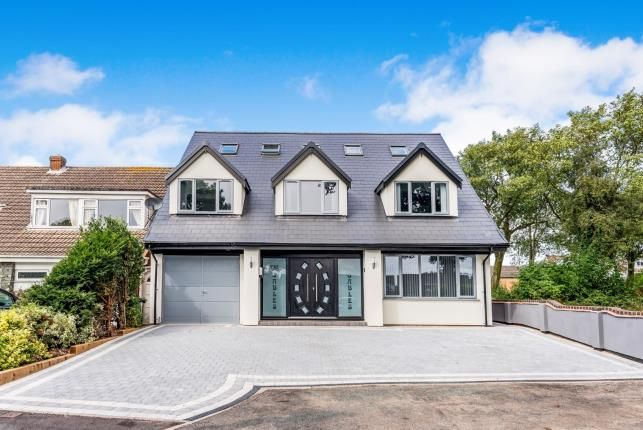 Thumbnail Detached house for sale in Barnswood Close, Cannock, Staffordshire