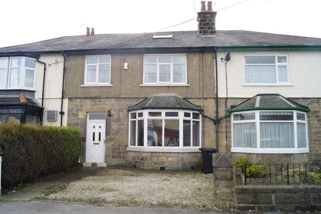 Thumbnail Terraced house to rent in Church Avenue, Harrogate