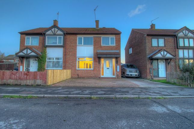 2 bedroom semi-detached house for sale in Windsor Court, Grangetown, Middlesbrough