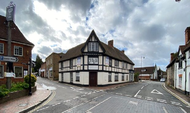 Thumbnail Retail premises for sale in High Street, Great Bookham, Surrey