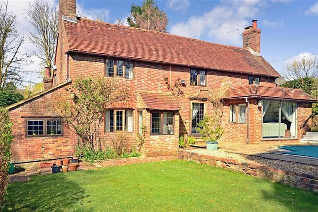 Thumbnail Detached house for sale in Burwash Road, Heathfield, East Sussex