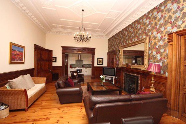 Thumbnail Flat to rent in Eglinton Crescent, Edinburgh