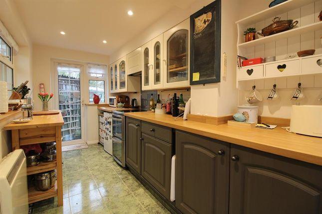 Kitchen of Shrubcote, Tenterden TN30