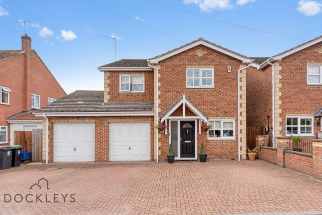 Thumbnail Detached house for sale in Derby Road, Dobbs Weir
