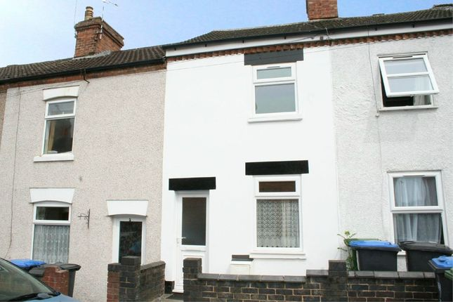 Thumbnail Terraced house to rent in New Street, Rugby, Warwickshire