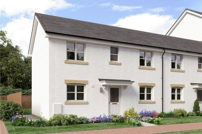 "Thumbnail Semi-detached house for sale in ""Darwin Semi"" at Ravenscroft Street, Edinburgh"
