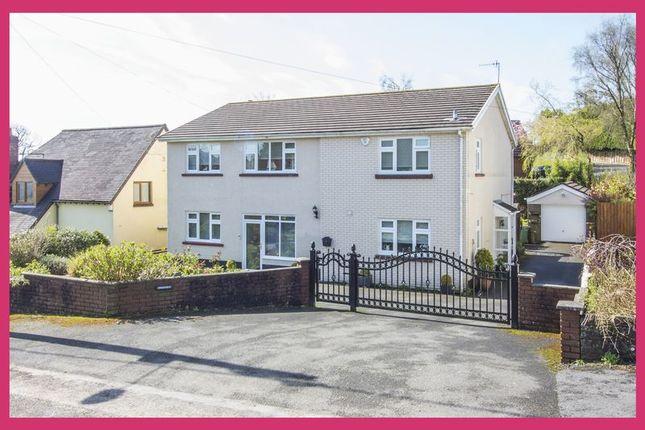 Thumbnail Detached house for sale in Church Road, Llanedi, Pontarddulais, Swansea