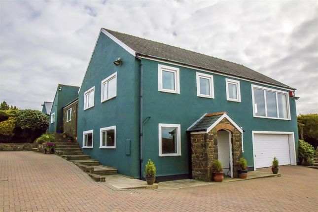 Thumbnail Detached house for sale in Cherinlee, Long Lane, Broad Haven