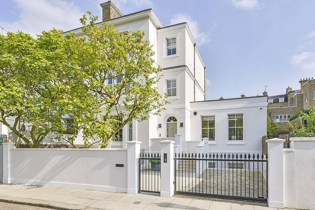 Thumbnail Semi-detached house for sale in Tor Gardens, Kensington, London