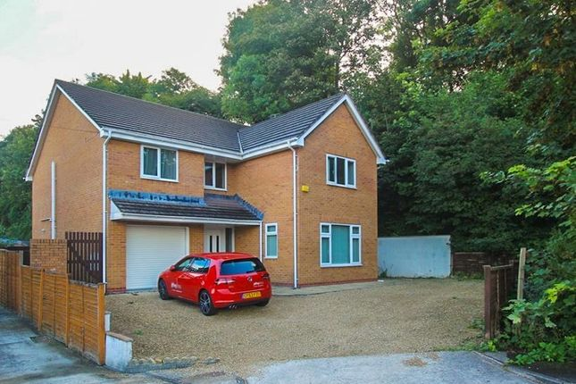 Thumbnail Detached house to rent in St. Lythan Close, Dinas Powys