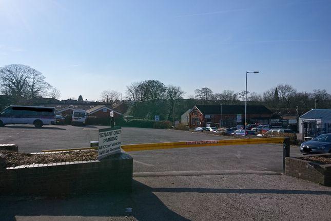 Car Park  of Green Lane, Romiley SK6